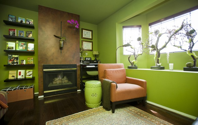 Therapist Office Design Jonathan Fong Style