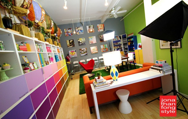My Creative Space Tour Of Studio Makeover Jonathan Fong